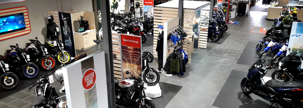 TopMoto's Showroom